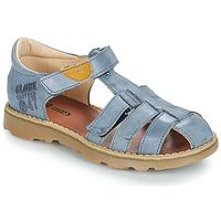 Čevlji  Dečki Sandali & Odprti čevlji GBB PATERNE Modra