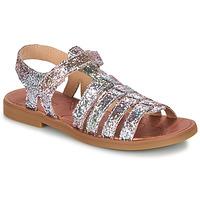 Čevlji  Deklice Sandali & Odprti čevlji GBB KATAGAMI Večbarvna