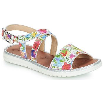 Čevlji  Deklice Sandali & Odprti čevlji GBB ADRIANA Večbarvna