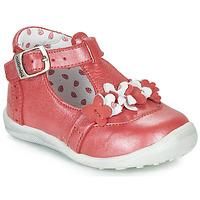Čevlji  Deklice Sandali & Odprti čevlji Catimini SALICORNE Rdeča