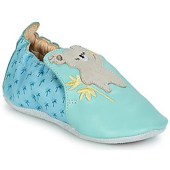 Čevlji  Otroci Nogavice za dojenčke Catimini SHIVA Modra / Siva