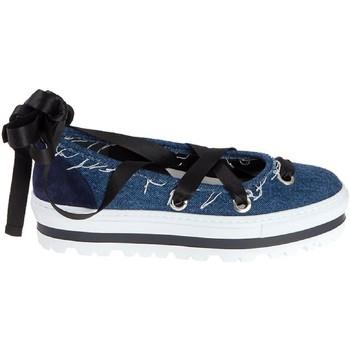 Čevlji  Ženske Balerinke Msgm 2241MDS09Y 020 Jeans