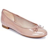 Čevlji  Ženske Balerinke Clarks COUTURE BLOOM Nude