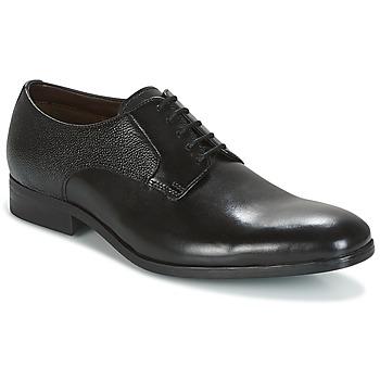 Čevlji  Moški Čevlji Derby Clarks GILMORE LACE Črna