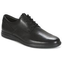 Čevlji  Moški Čevlji Derby Clarks VENNOR WALK Črna