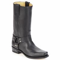 Čevlji  Moški Mestni škornji    Sendra boots EDDY Črna