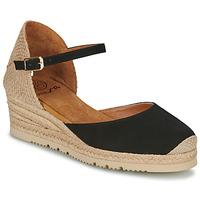 Čevlji  Ženske Sandali & Odprti čevlji Unisa CISCA Črna