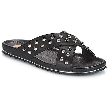 Čevlji  Ženske Natikači Buffalo ALOLAJEP Črna
