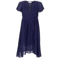 Oblačila Ženske Kratke obleke See U Soon 8121119 niebieski