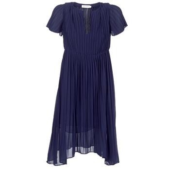 Oblačila Ženske Kratke obleke See U Soon 8121119 Modra
