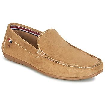 Čevlji  Moški Mokasini Casual Attitude IMOPOL Kamel