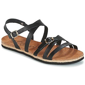 Čevlji  Ženske Sandali & Odprti čevlji Casual Attitude ILMEM Črna