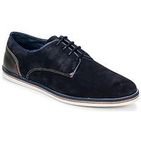 Čevlji  Moški Čevlji Derby Casual Attitude INOUDER Modra