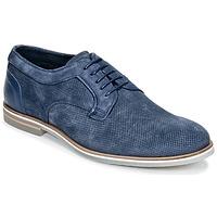 Čevlji  Moški Čevlji Derby Casual Attitude IQERQE Modra