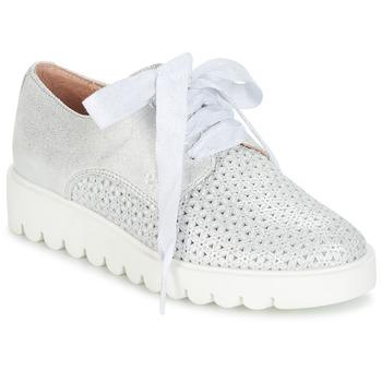Čevlji  Deklice Čevlji Derby Acebo's MAPLATA Srebrna