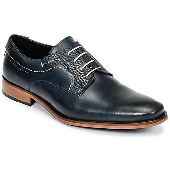 Čevlji  Moški Čevlji Derby Carlington COBO Modra