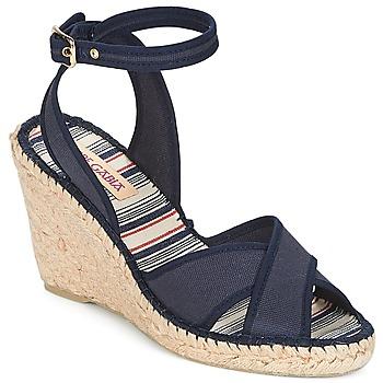Čevlji  Ženske Sandali & Odprti čevlji Pare Gabia KLINADA Modra