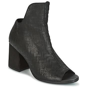 Čevlji  Ženske Sandali & Odprti čevlji Papucei SAHARA Črna