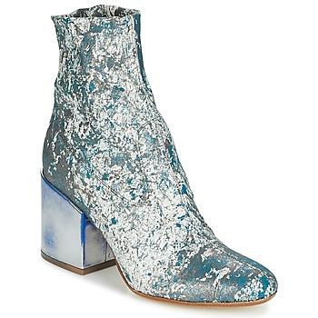 Čevlji  Ženske Gležnjarji Now LUNA Modra