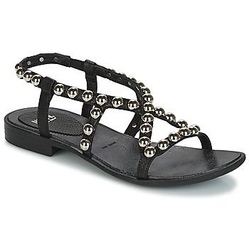 Čevlji  Ženske Sandali & Odprti čevlji Now SANTIAGO Črna