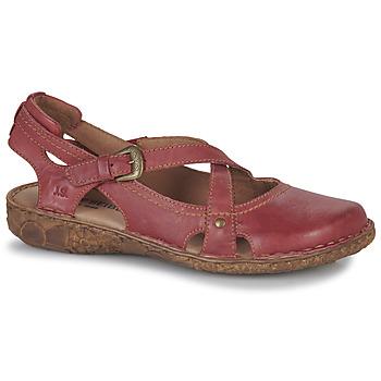 Čevlji  Ženske Sandali & Odprti čevlji Josef Seibel ROSALIE 13 Rdeča