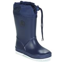 Čevlji  Otroci škornji za dež  Be Only ALEXA Modra