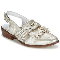 Čevlji  Ženske Sandali & Odprti čevlji Regard RELABI Zlata
