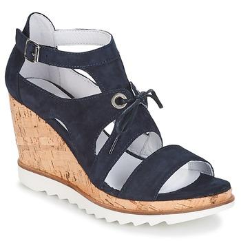 Čevlji  Ženske Sandali & Odprti čevlji Regard RYACAS Modra