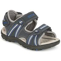 Čevlji  Dečki Športni sandali Geox J S.STRADA A Modra