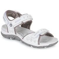 Čevlji  Ženske Športni sandali Allrounder by Mephisto LAGOONA Bela