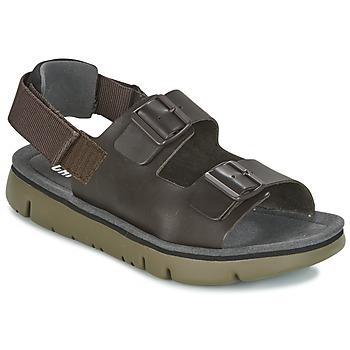 Čevlji  Moški Sandali & Odprti čevlji Camper ORUGA SANDAL Kostanjeva