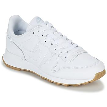 Čevlji  Ženske Nizke superge Nike INTERNATIONALIST W Bela