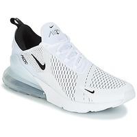 Čevlji  Moški Nizke superge Nike AIR MAX 270 Bela / Črna