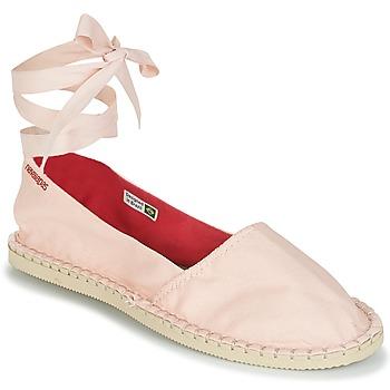 Čevlji  Ženske Espadrile Havaianas ORIGINE SLIM Rožnata