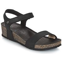 Čevlji  Ženske Sandali & Odprti čevlji Panama Jack CAPRI Črna