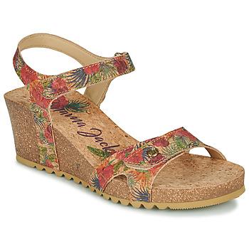 Čevlji  Ženske Sandali & Odprti čevlji Panama Jack JULIA Bež