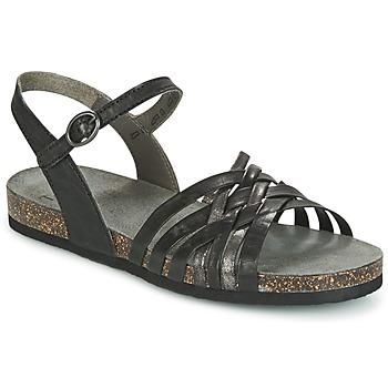 Čevlji  Ženske Sandali & Odprti čevlji Think CLARA Črna