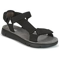Čevlji  Ženske Sandali & Odprti čevlji Camper ORUGA SANDAL Črna