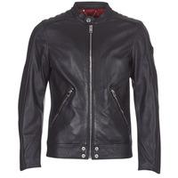 Oblačila Moški Usnjene jakne & Sintetične jakne Diesel L SQUAD Črna