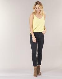 Oblačila Ženske Jeans straight Diesel BABHILA Črna