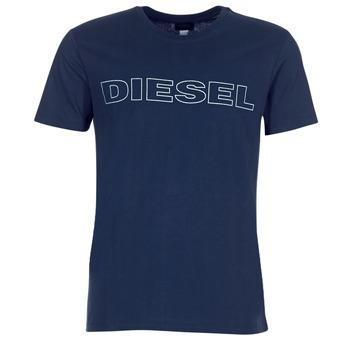 Oblačila Moški Majice s kratkimi rokavi Diesel JAKE Modra