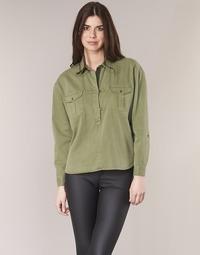 Oblačila Ženske Topi & Bluze Maison Scotch BRAVO Kaki