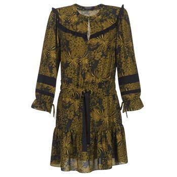 Oblačila Ženske Kratke obleke Scotch & Soda NOONPL Khaki