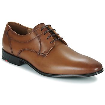 Čevlji  Moški Čevlji Derby Lloyd OSMOND Cognac