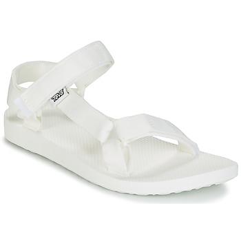 Čevlji  Ženske Sandali & Odprti čevlji Teva ORIGINAL UNIVERSAL Bela