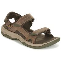 Čevlji  Moški Sandali & Odprti čevlji Teva LANGDON SANDAL Kostanjeva
