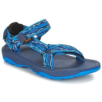 Čevlji  Dečki Športni sandali Teva HURRICANE XLT 2 Modra