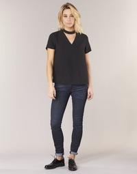 Oblačila Ženske Jeans skinny G-Star Raw 5622 MID SKINNY Leunt / Kbkqd
