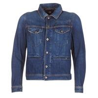 Oblačila Moški Jeans jakne G-Star Raw D-STAQ 3D DC S JKT Vintage / Vintage