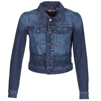 Oblačila Ženske Jeans jakne G-Star Raw D-STAQ S DC DNM JKT WMN Sepraná